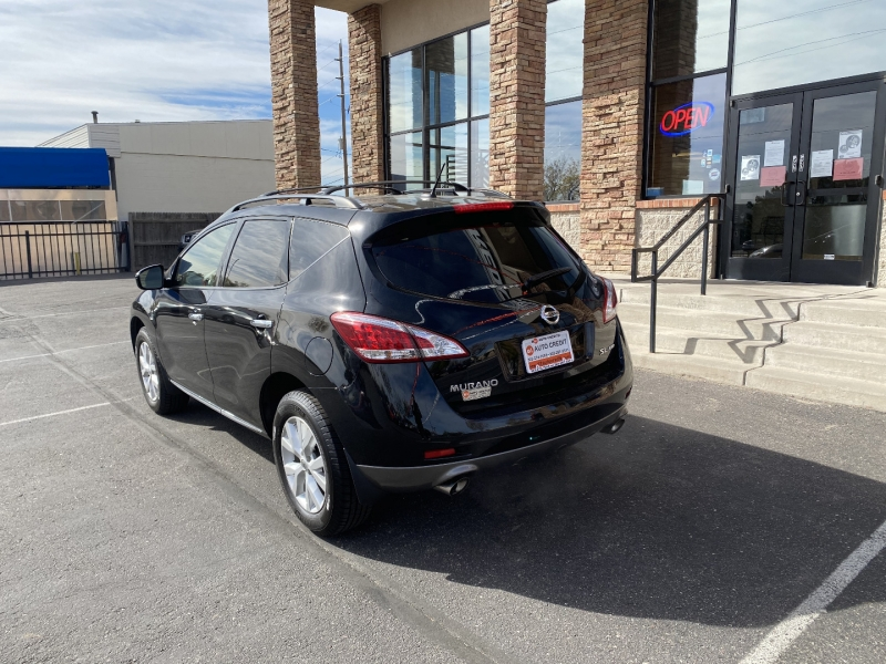 Nissan Murano 2012 price Call for Pricing.