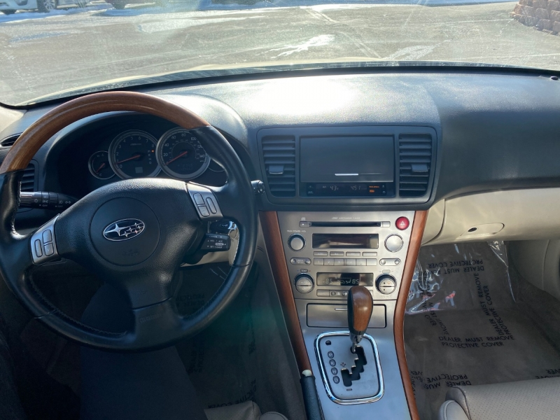 Subaru Legacy Wagon (Natl) 2005 price Call for Pricing.