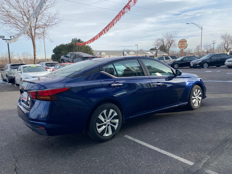 Nissan Altima 2019 price $16,900