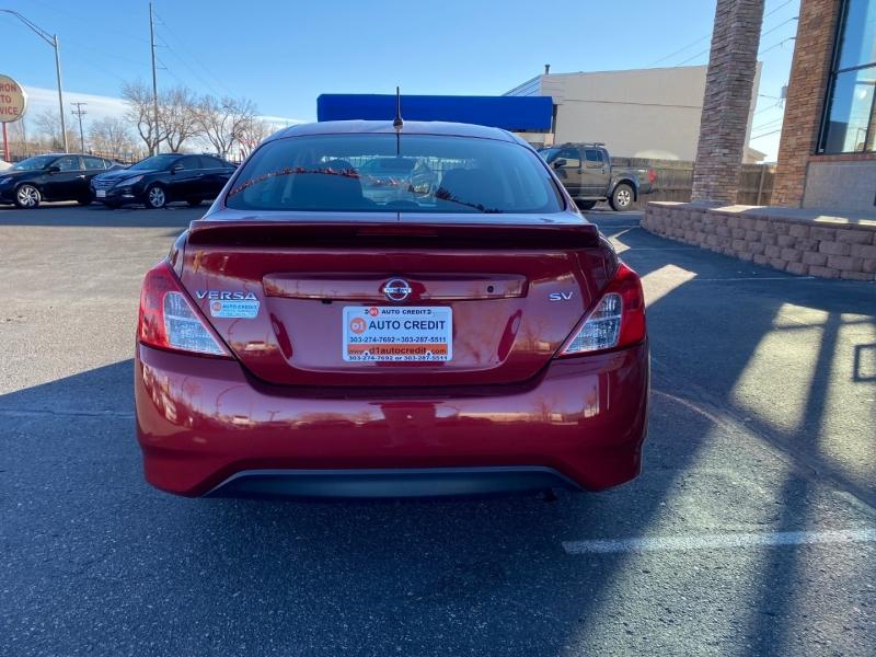 Nissan Versa Sedan 2019 price $12,900