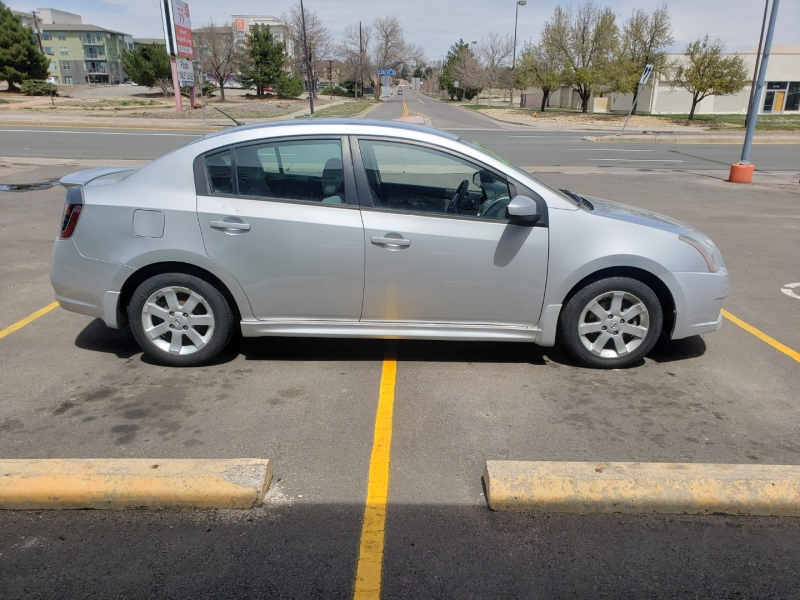 Nissan Sentra 2012 price Call for Pricing.