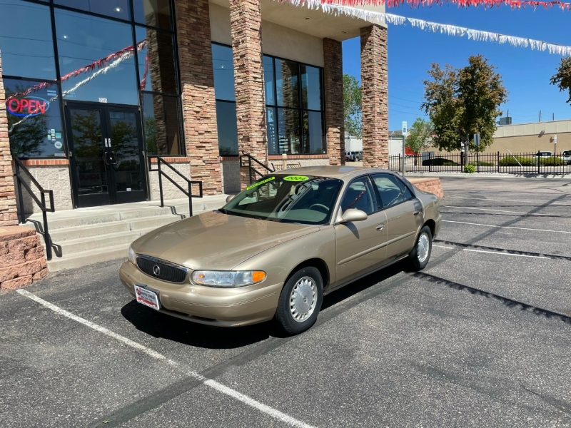 Buick Century 2004 price Call for Pricing.