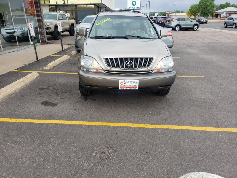 Lexus RX 300 2001 price Call for Pricing.