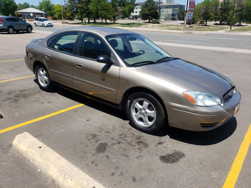Ford Taurus 2004 price Call for Pricing.