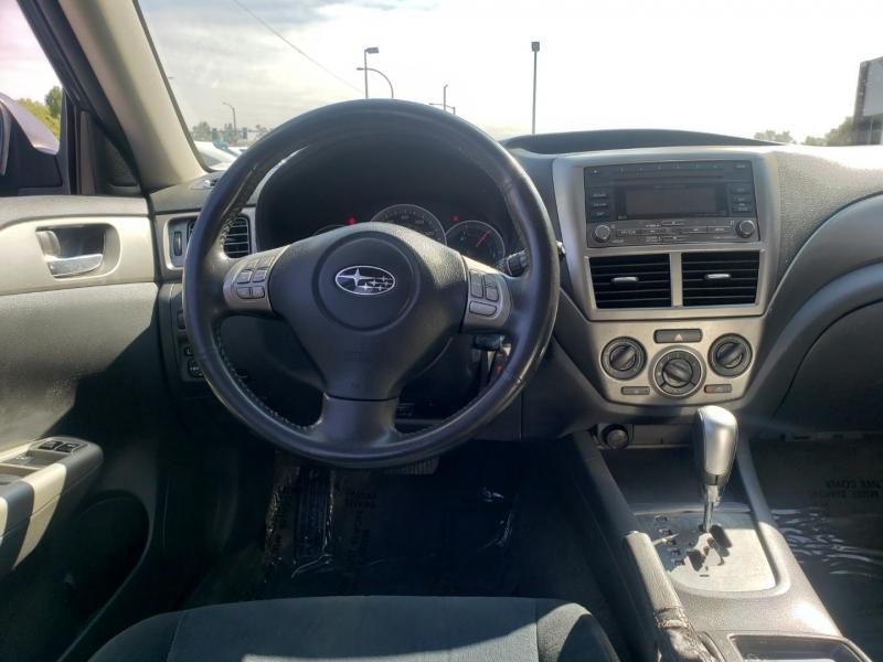 Subaru Impreza Wagon (Natl) 2008 price Call for Pricing.
