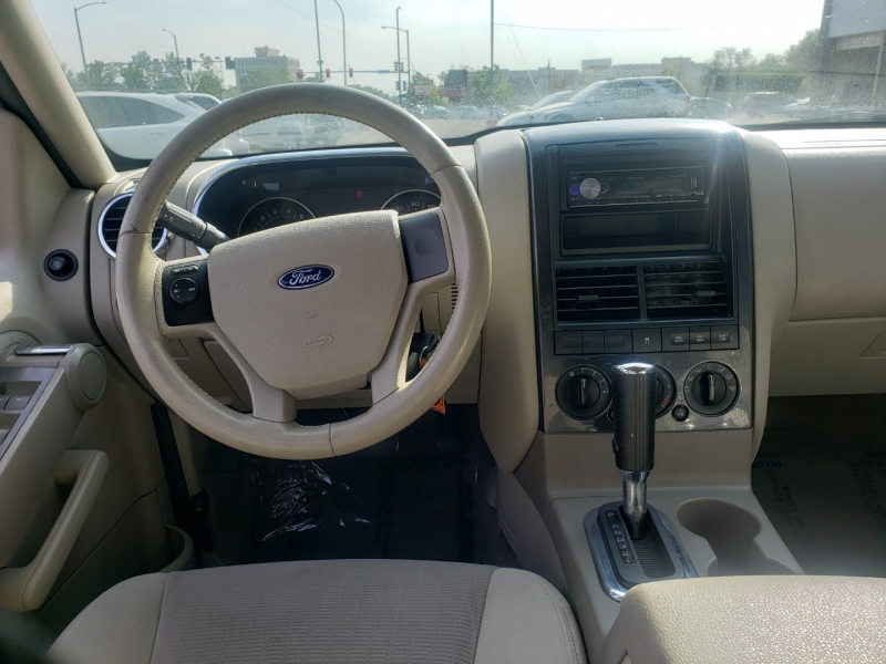 Ford Explorer 2007 price Call for Pricing.