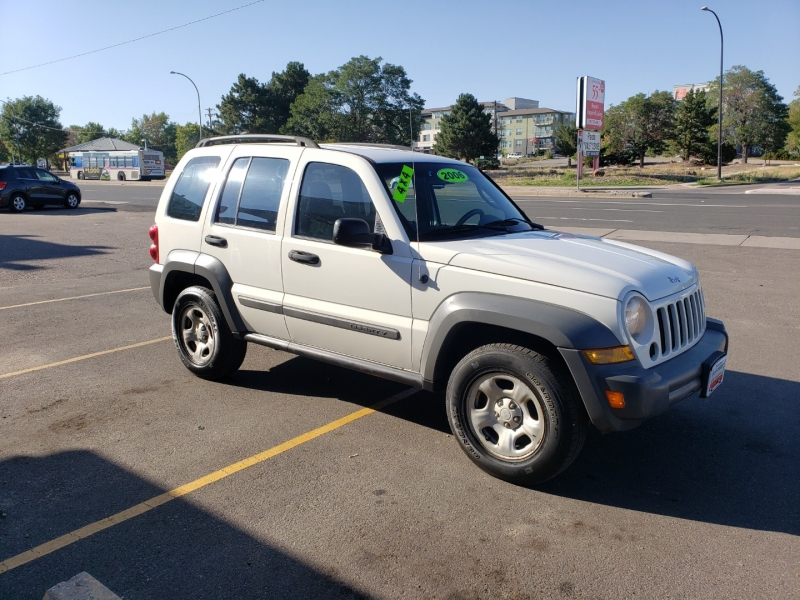Jeep Liberty 2006 price Call for Pricing.