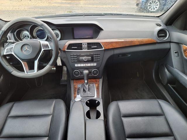 Mercedes-Benz C-Class 2012 price $9,900
