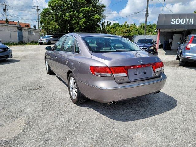 Hyundai Azera 2007 price $4,500