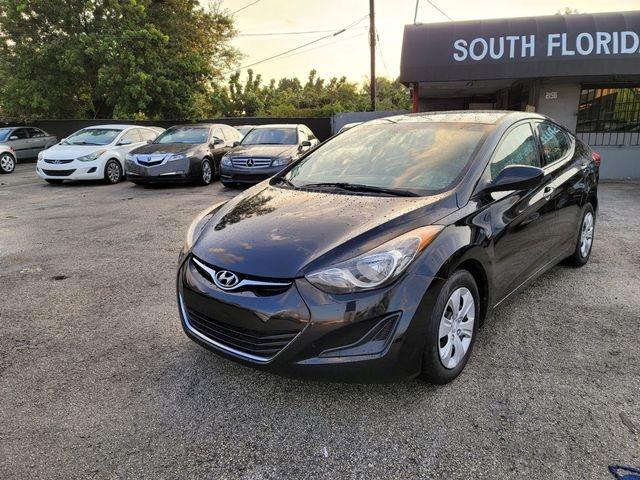 Hyundai Elantra 2016 price $7,500