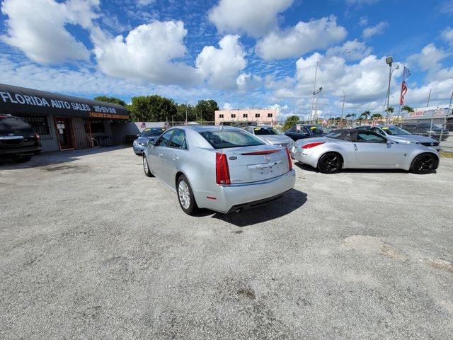 Cadillac CTS 2012 price $9,900