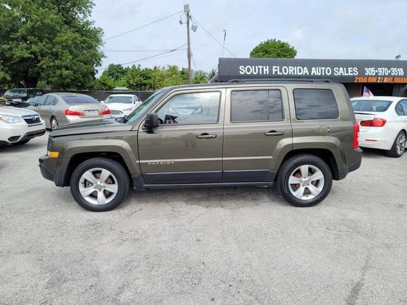 Jeep Patriot 2015 price $9,500