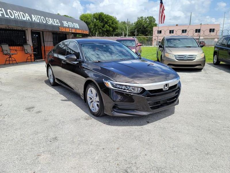 Honda Accord 2018 price $19,500