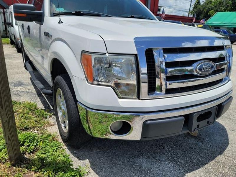 Ford F150 SuperCrew Cab 2011 price $14,900