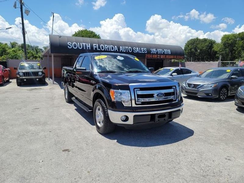 Ford F150 Super Cab 2013 price $17,500