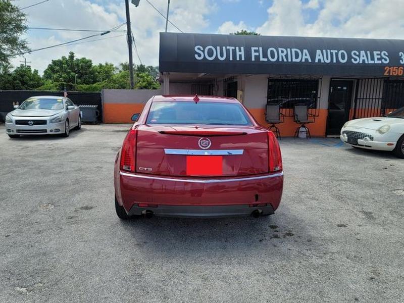 Cadillac CTS 2010 price $10,500
