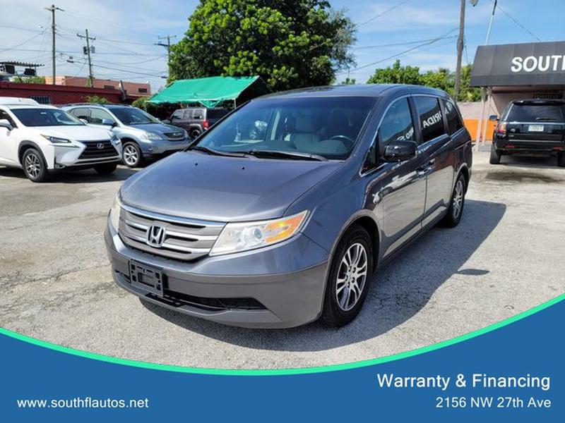Honda Odyssey 2013 price $10,900