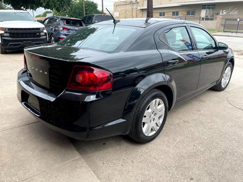 Dodge Avenger 2014 price $5,599