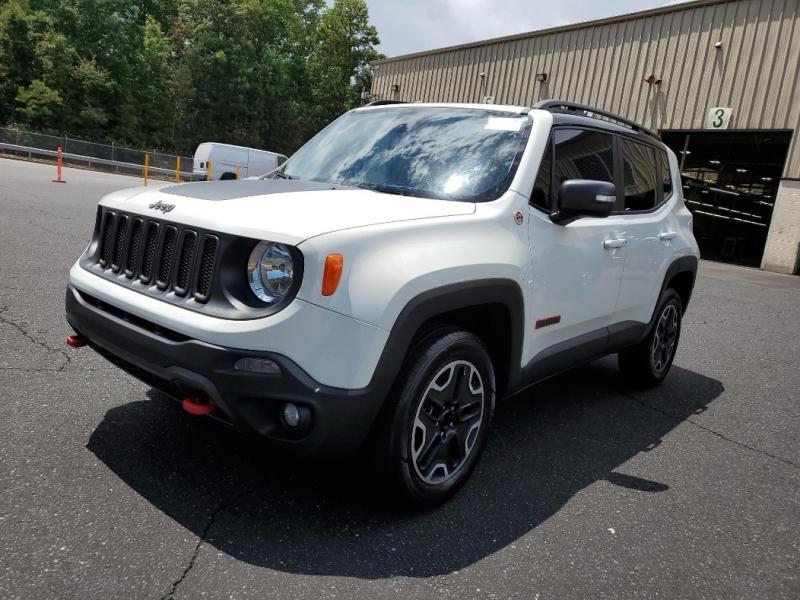 Jeep Renegade 2016 price $21,995