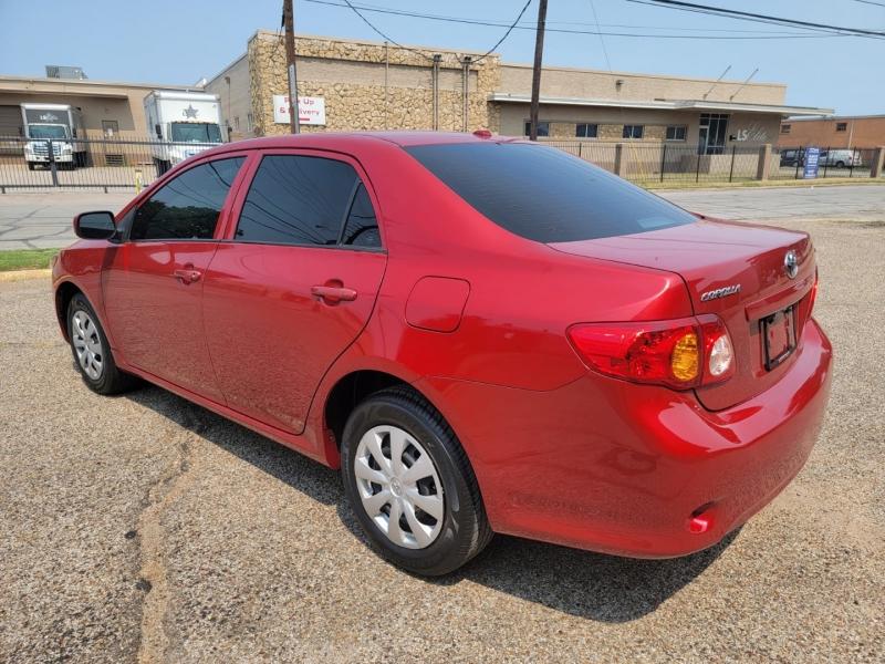 Toyota Corolla 2010 price $12,995
