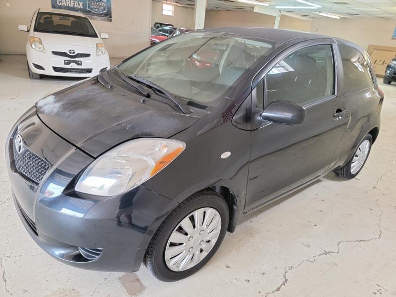 Toyota Yaris 2007 price $6,499