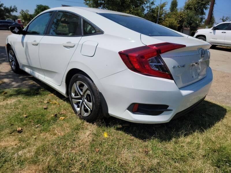 Honda Civic Sedan 2017 price $19,498
