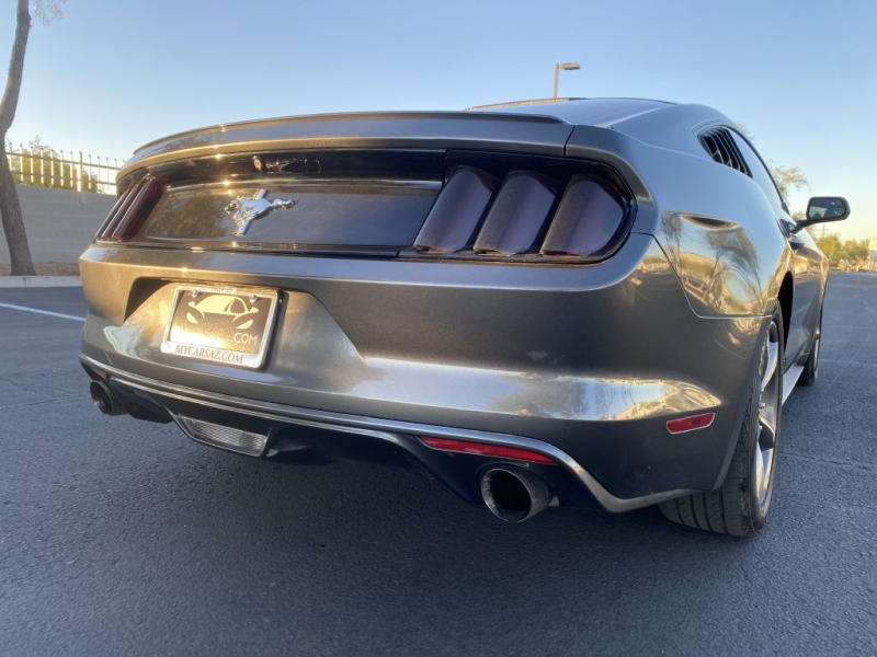 FORD MUSTANG 2015 price