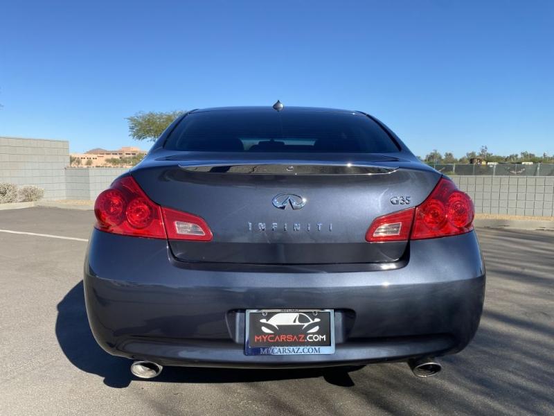 INFINITI G35 2008 price