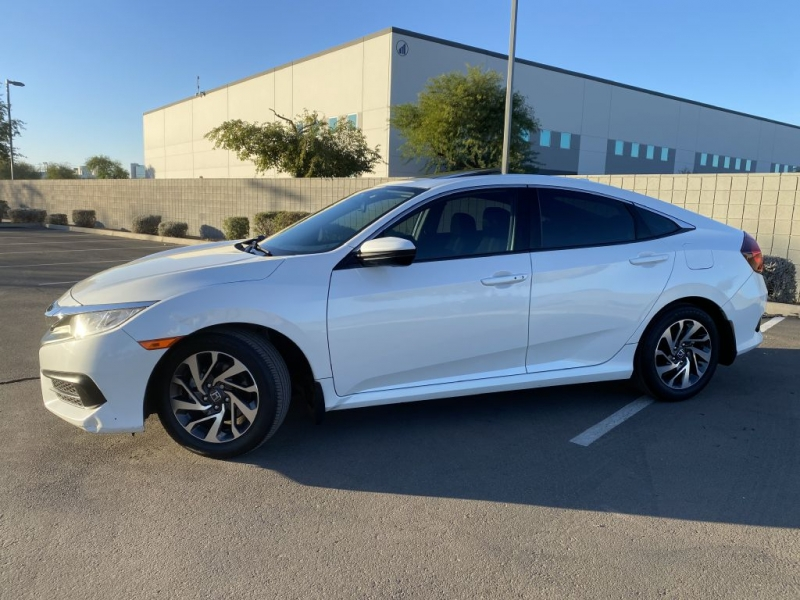 HONDA CIVIC 2017 price