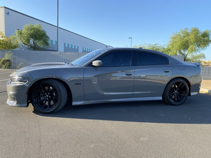 DODGE CHARGER 2018 price