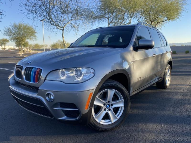 BMW X5 2012 price