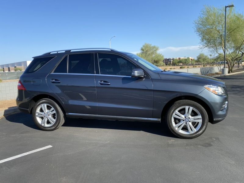 MERCEDES-BENZ ML 2014 price