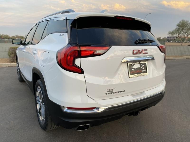 GMC TERRAIN 2018 price $25,899