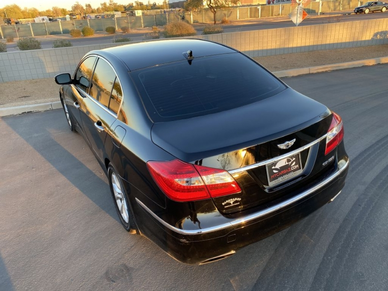 HYUNDAI GENESIS 2012 price $9,899
