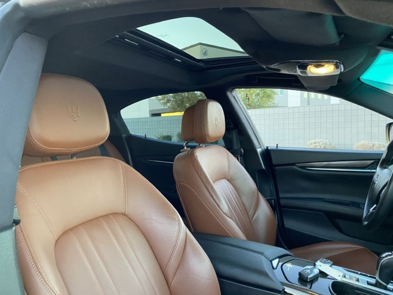 MASERATI GHIBLI 2016 price $30,999