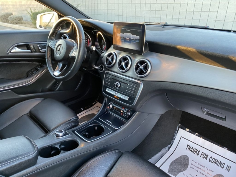 MERCEDES-BENZ CLA 2017 price $23,899
