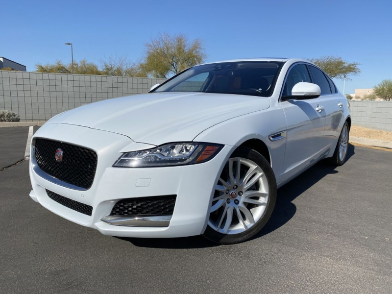 JAGUAR XF 2018 price $38,995