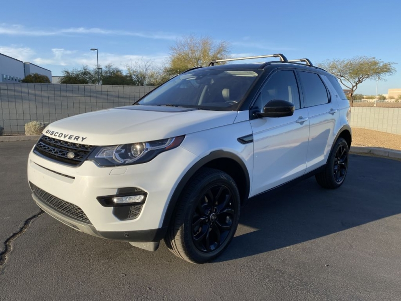 LAND ROVER DISCOVERY SPORT 2017 price $27,899