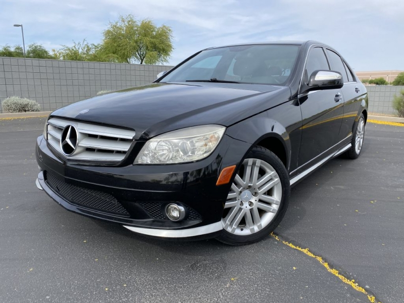 MERCEDES-BENZ C-CLASS 2008 price Call for Pricing.