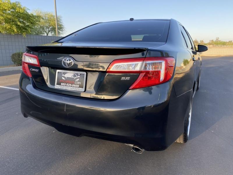 TOYOTA CAMRY 2012 price $10,899
