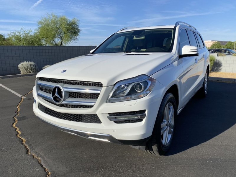MERCEDES-BENZ GL 2014 price $22,899