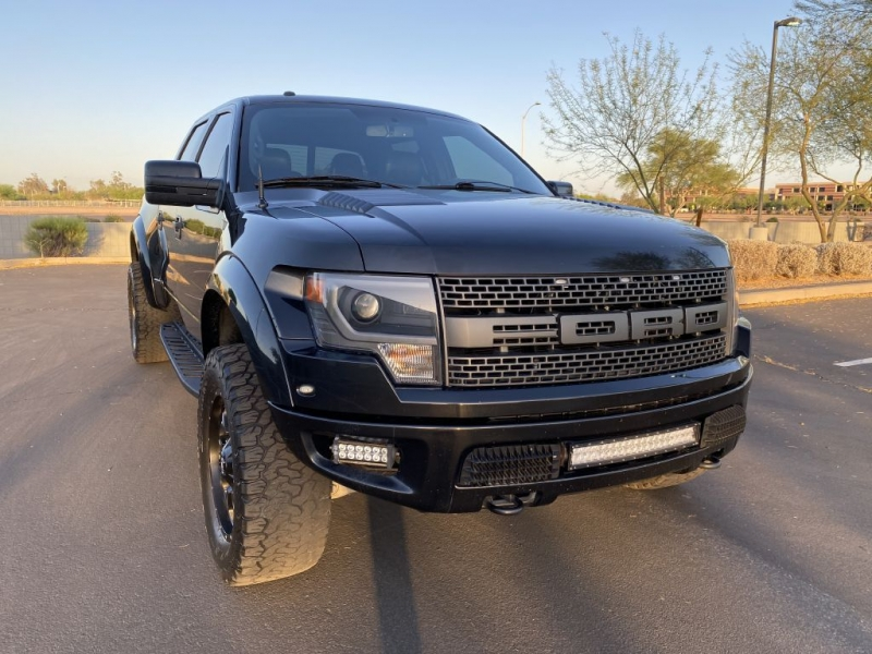 FORD F150 2013 price $45,899