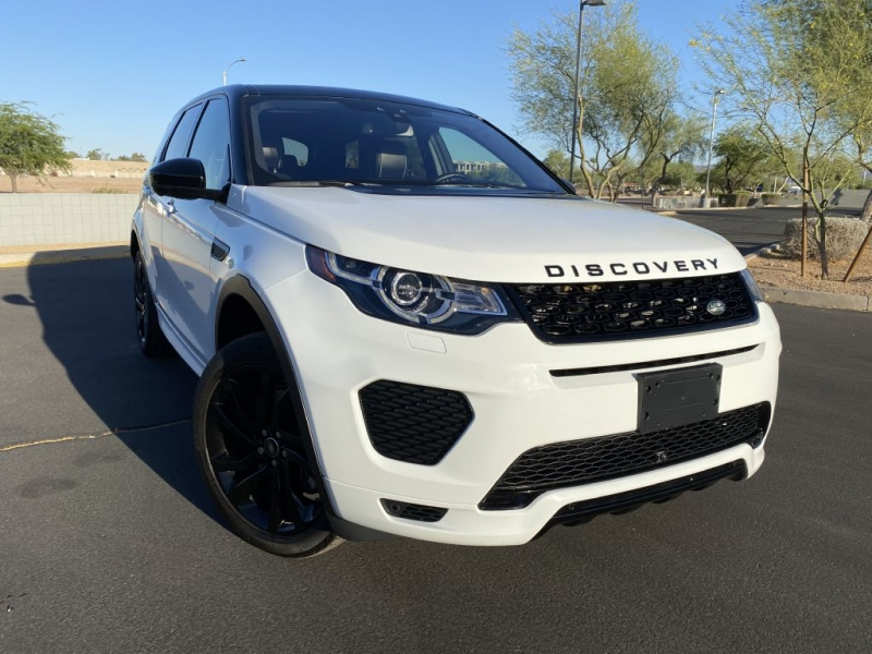 LAND ROVER DISCOVERY SPORT 2018 price $42,995