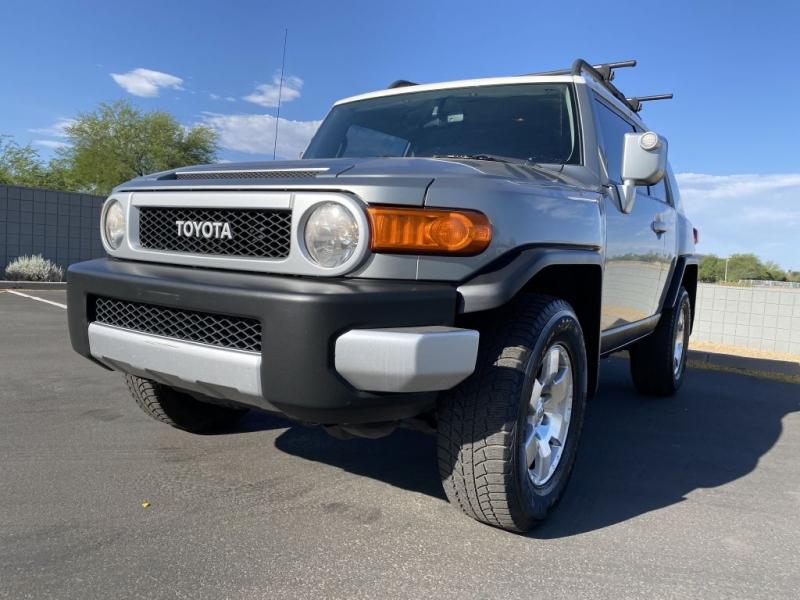 TOYOTA FJ CRUISER 2010 price $23,995