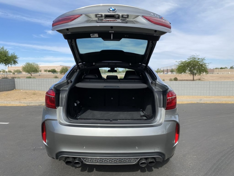 BMW X6 2016 price $51,995