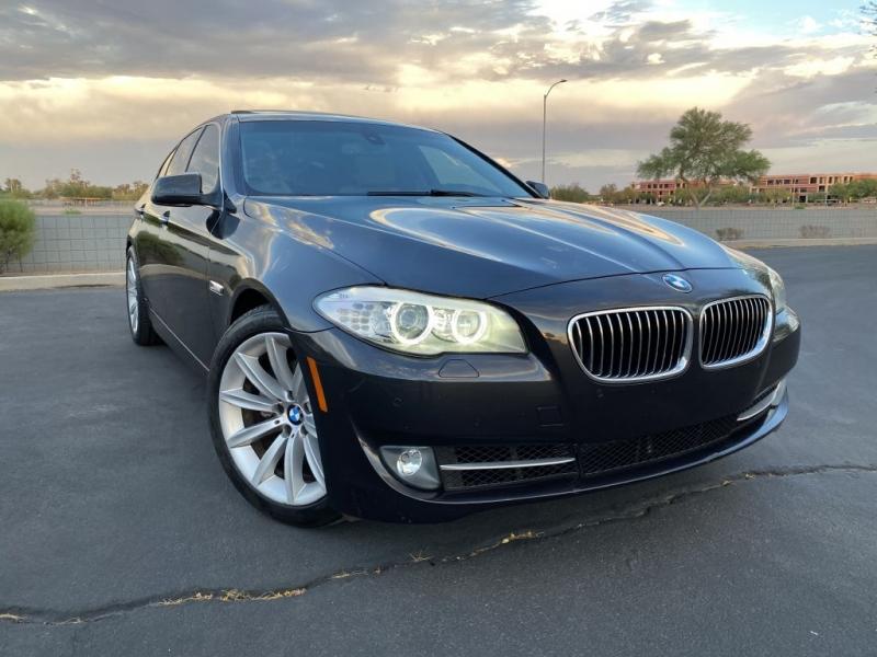 BMW 528 2012 price $14,899