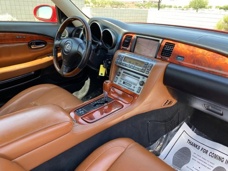 LEXUS SC 2002 price $20,995