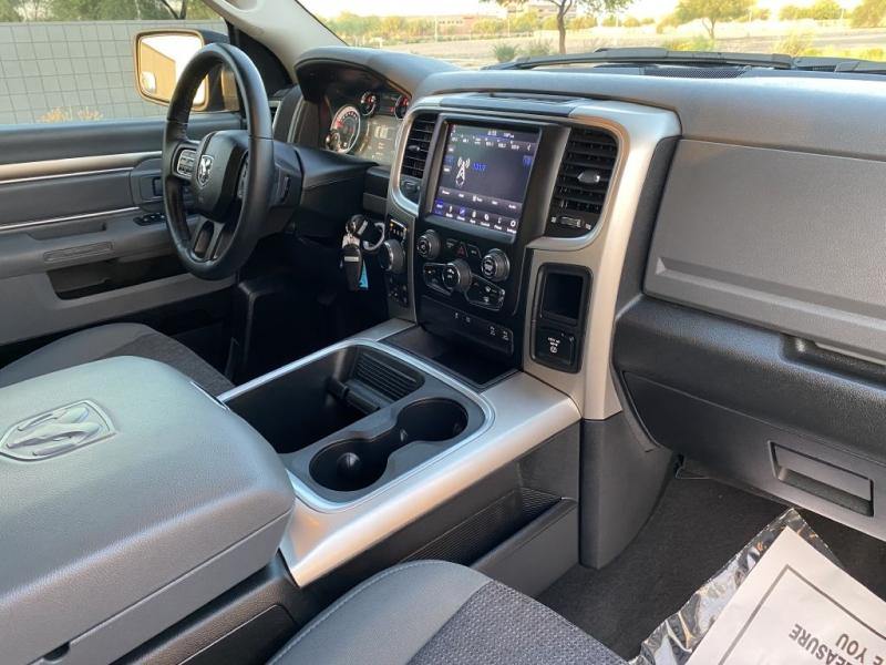 RAM 1500 2018 price $34,899