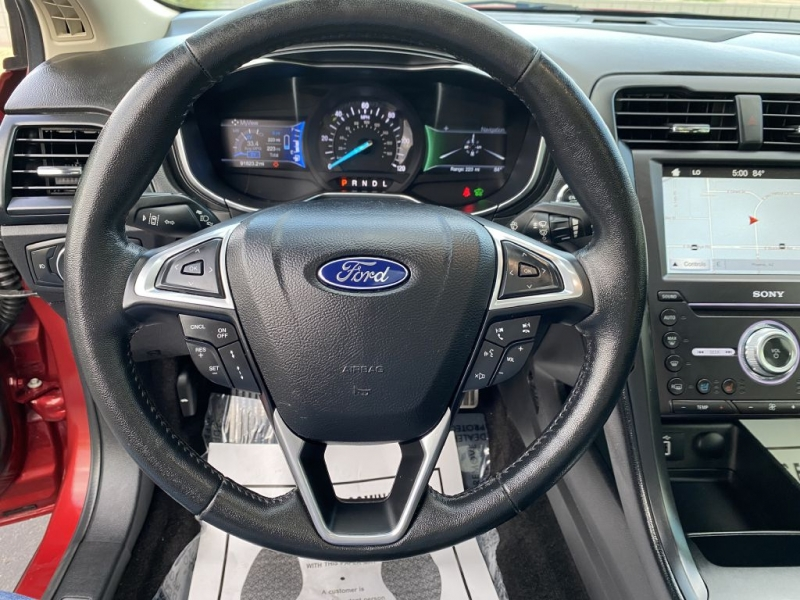 FORD FUSION 2017 price $18,995