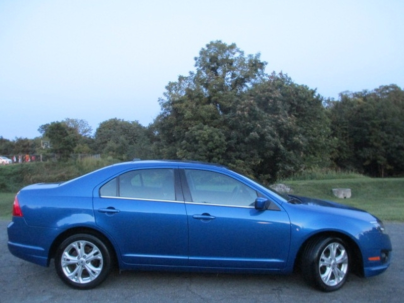 Ford Fusion 2012 price $4,400